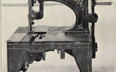 Quien Invento la Máquina de Coser