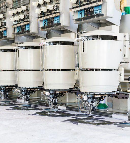 mantenimiento de maquinas de coser industriales