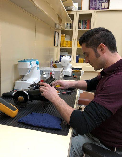 servicio técnico de máquinas de coser domésticas e industriales