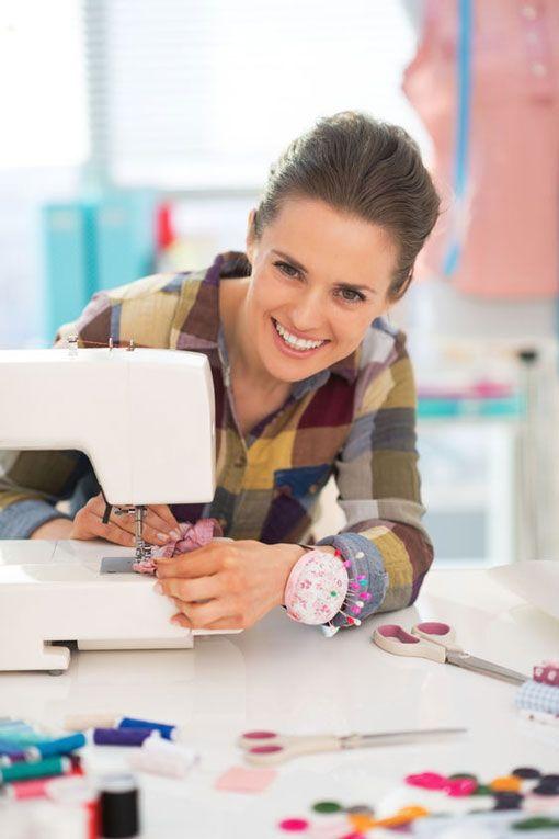 Mantenimiento de máquinas de coser domésticas